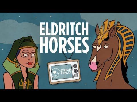 Eldritch Horse in Modern!!! Mp3