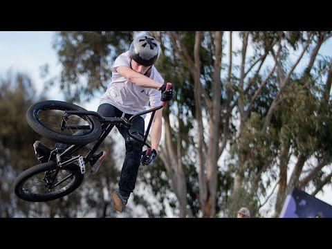 Lochie Dalco EC Skatepark BMX Session