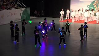 健康快車 武林群英匯光明2019 - 雙節棍藝 - 香港雙節棍總會