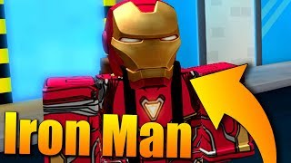 KONE-N-IRON MAN!😱Roblox Superhelden-Simulator #5