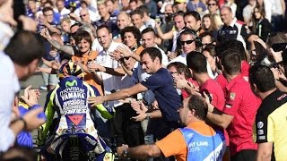 MotoGP Italian Riders 2016/17: Round #18 - Valencia | #WeAreLegends