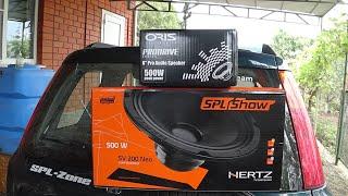 Заруба HERTZ SV 200 NEO и ORIS LS-8015