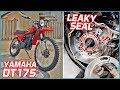 2 Stroke Left Crank Seal Replacement (Yamaha DT175)