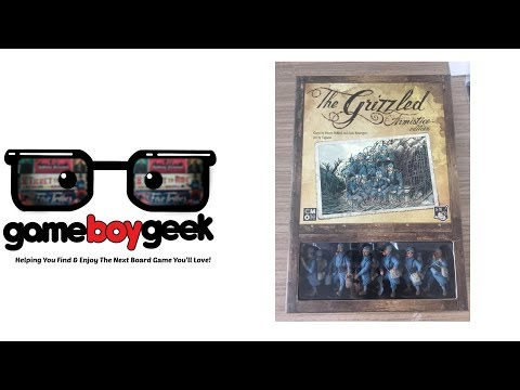 The Grizzled: Armistice Review with the Game Boy Geek