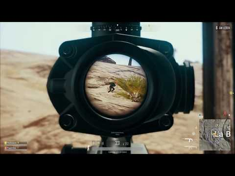 PUBG - Chicken Dinner - Perfect Zone with Aimbot Housecampers