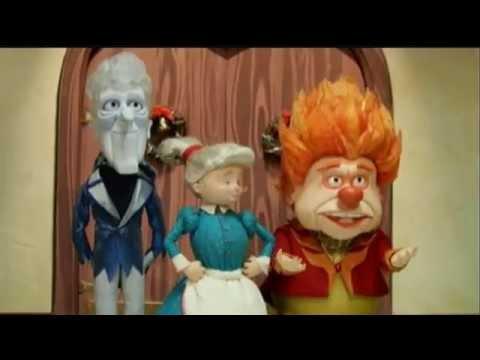 Cartoon Limbo: A Miser Brothers Christmas