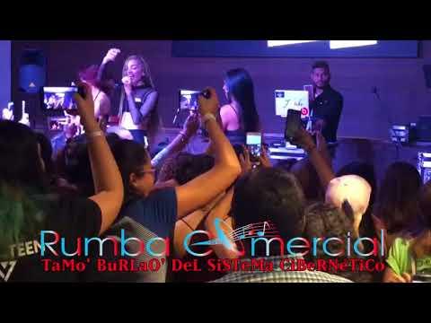Leslie Grace Ft Noriel - Duro Y Suave (Uforia, Mall Of San Juan) [RumbaComercial.Com]