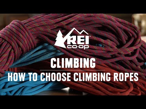 How To Choose Climbing Ropes || REI