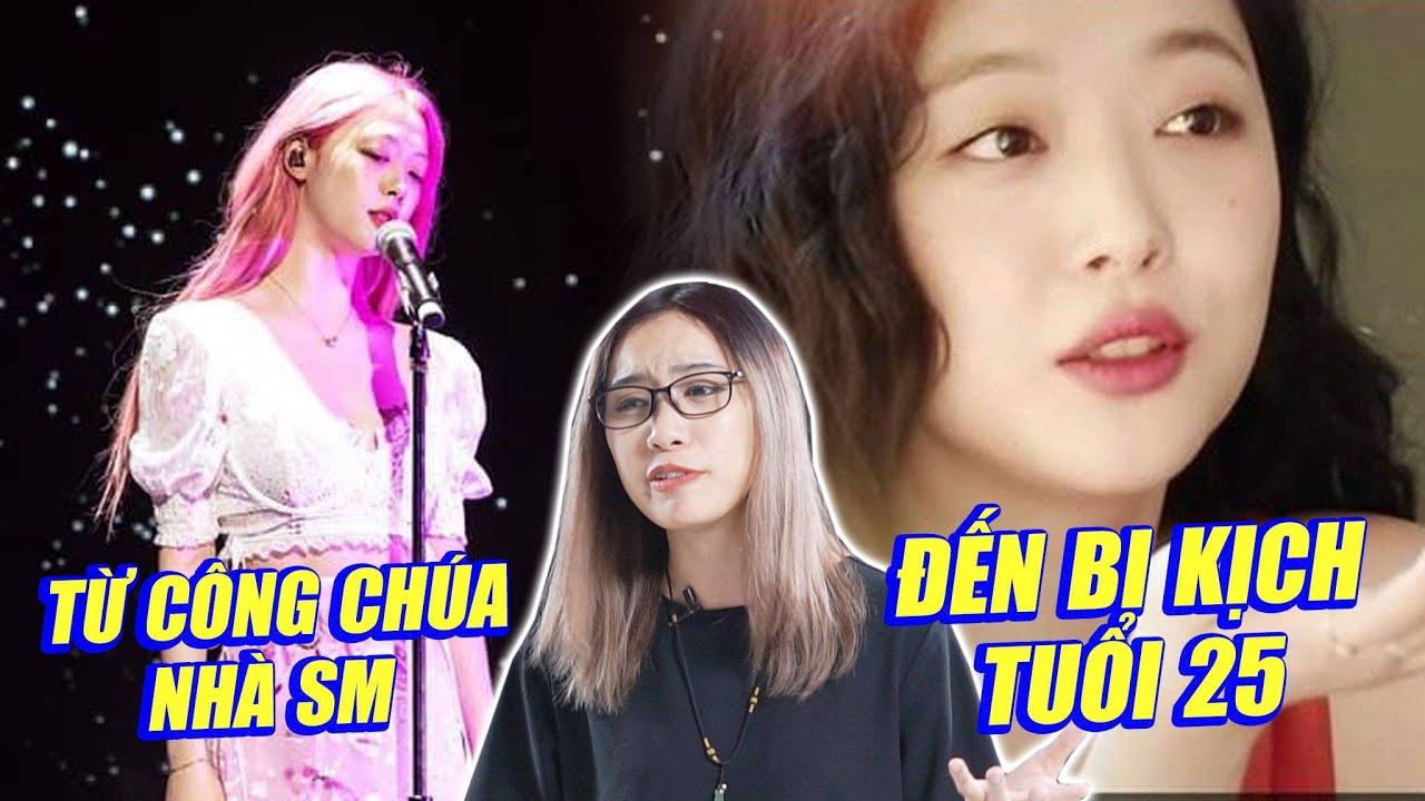 Toàn cảnh Sulli : Từ công chúa SM đến bi kịch tuổi 25