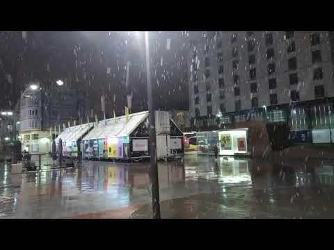 Cae nieve en Soria