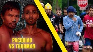 PBC Fight Camp Part 1 (Pacquiao vs Thurman)