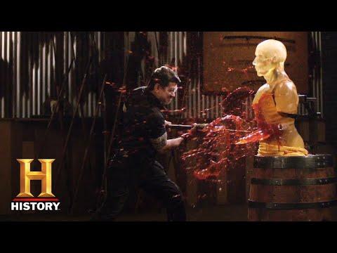 Forged in Fire: Darb Sri Gun Chai Battle Sword DESTROYS the Final Round (Season 7) | History