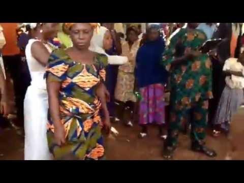 Igala Olele Women Group Entertain at Odu Ogboyaga