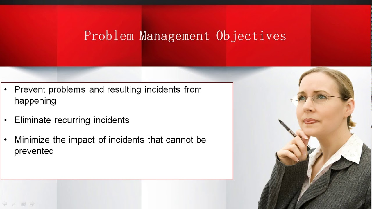 Itil Service Operation Processes Problem Management Itil