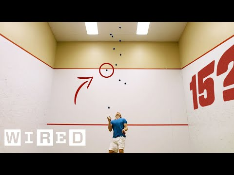 Why It's Almost Impossible to Juggle 15 Balls | WIRED
