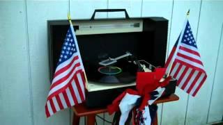 Senator Everett McKinley Dirksen - The Story of Gettysburg and the Gettysburg Address (LP)
