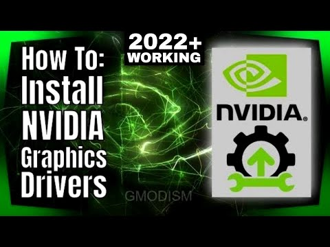 How To Properly Install NVIDIA Drivers 2020 - Manual Install Explained   Windows 10 Tutorial