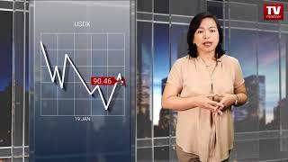 InstaForex tv news: USD berupaya mengembalikan penurunan  (22.01.2018)