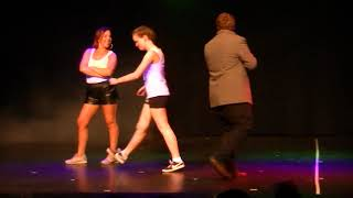 BORN4DANCE - DAAN LIVE ONTJE STAGE with B4D dancers ( gers Pardoel - Louise)