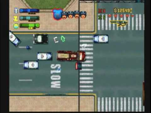 gta 2 playstation