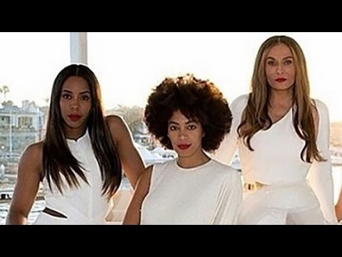 See Beyonce's Fierce Bridesmaid Pose at Her Mother Tina Knowles' Wedding