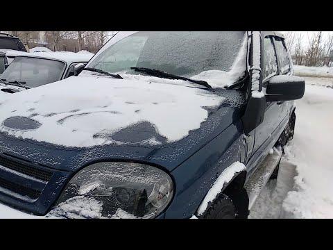 Прокатили на Шниве с мотором 200 л.с. (не обзор)