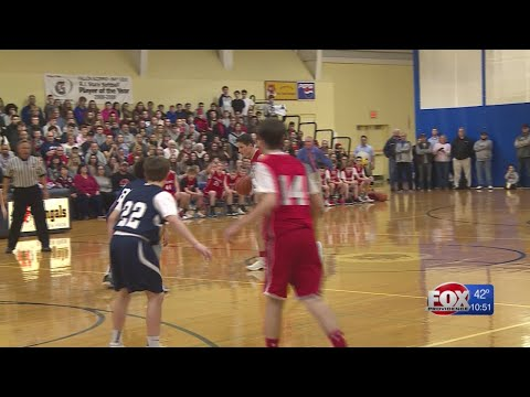 Curtis Corner Middle School wins boys and girls state championships in basketball