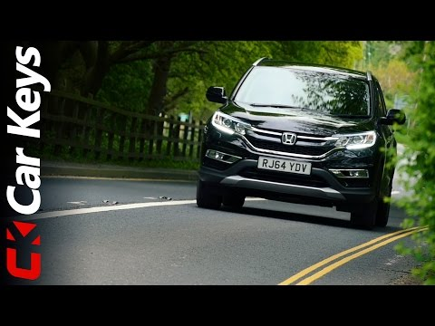 Honda CR-V 2015 review - Car Keys
