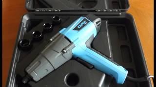 Capri tools  Impact Wrench Review
