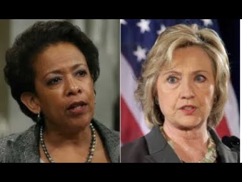 LORETTA LYNCH FORCED TO ADMIT WHY SHE LET HILLARY WALK IN FRONT OF ENTIRE COUNTRY!