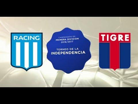 Racing vs Tigre(EN VIVO)(Narracion)(2017)