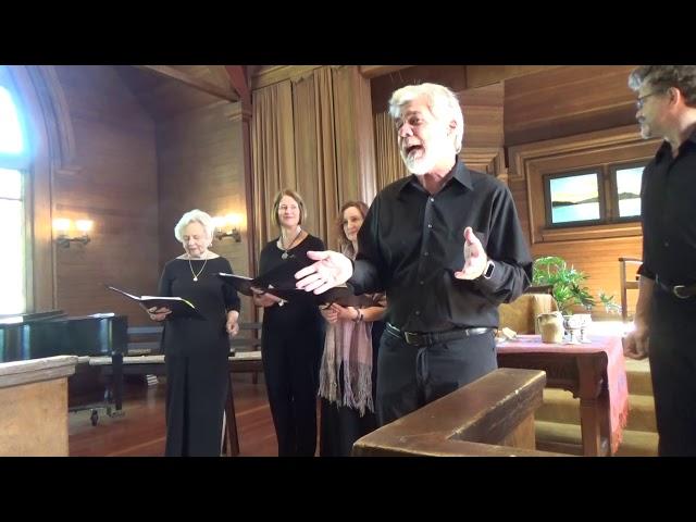 Spiritual Travelers Sing Prosperity