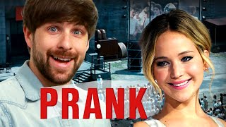 JENNIFER LAWRENCE PRANKS SMOSH (#PrankItFwd)