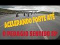 ANDRE CB1000R ACELERADA FORTE ATÉ O PEDAGIO SENTIDO SP