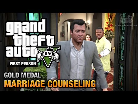 GTA 5 - Mission - Marriage Counseling
