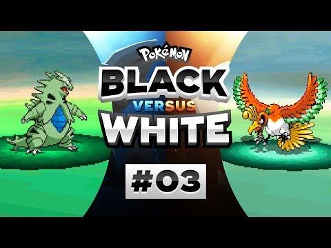 Pokemon Black and White Versus - EP03 | FREAKING DRAGON RAGE AGAIN??