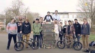Zu Besuch im Skatepark in Lemgo