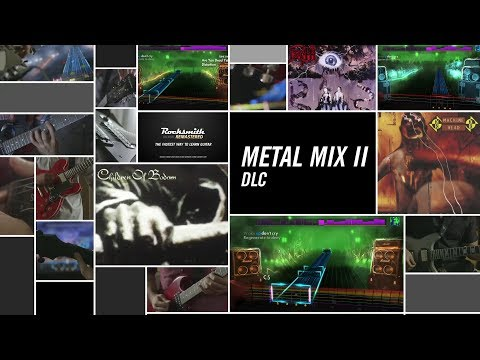 Metal Mix Song Pack II - Rocksmith 2014 Edition Remastered DLC