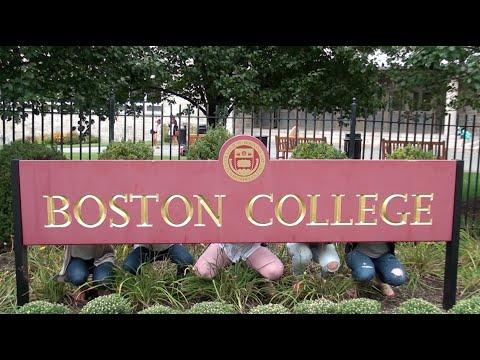 Boston College - Shake It Off