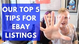 5 quick tips for making the BEST eBay listings | RALLI ROOTS