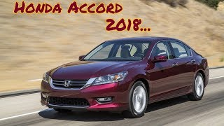 Honda Accord for 2018 full review | Auto Car.
