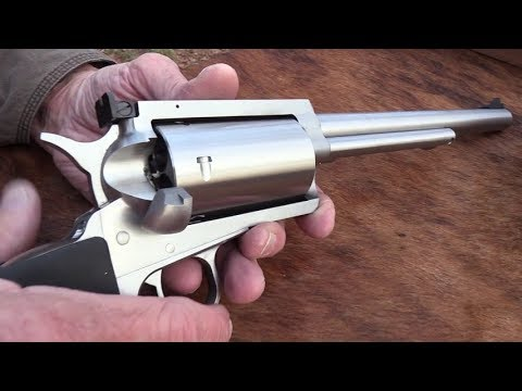 Magnum Research Bfr 45 70 Revolver Youtube