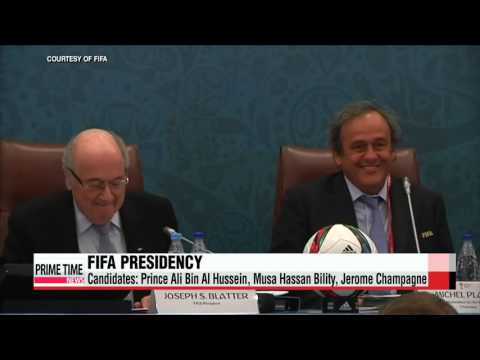 FIFA confirms candidates for soccer body president   FIFA, ″차기 회장 선거 후보 7명