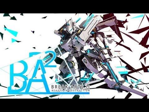 BREAK ARTS II - Gameplay (PC)