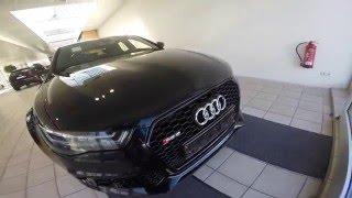 Закрыли в Автосалоне небольшой обзор Audi RS6 Германия