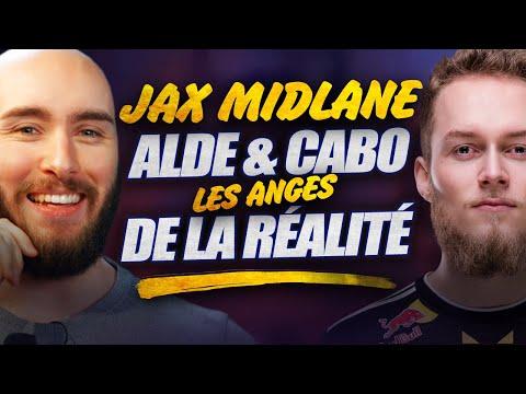 Vidéo d'Alderiate : [FR] ALDERIATE & CABOCHARD - JAX VS CORKI - SMURF 9.14 - VOICI LA TOQUE DU PÈRE DE TAIPOUZ
