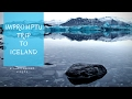 impromptu trip to the land of fire and ice || Iceland || vlog#4