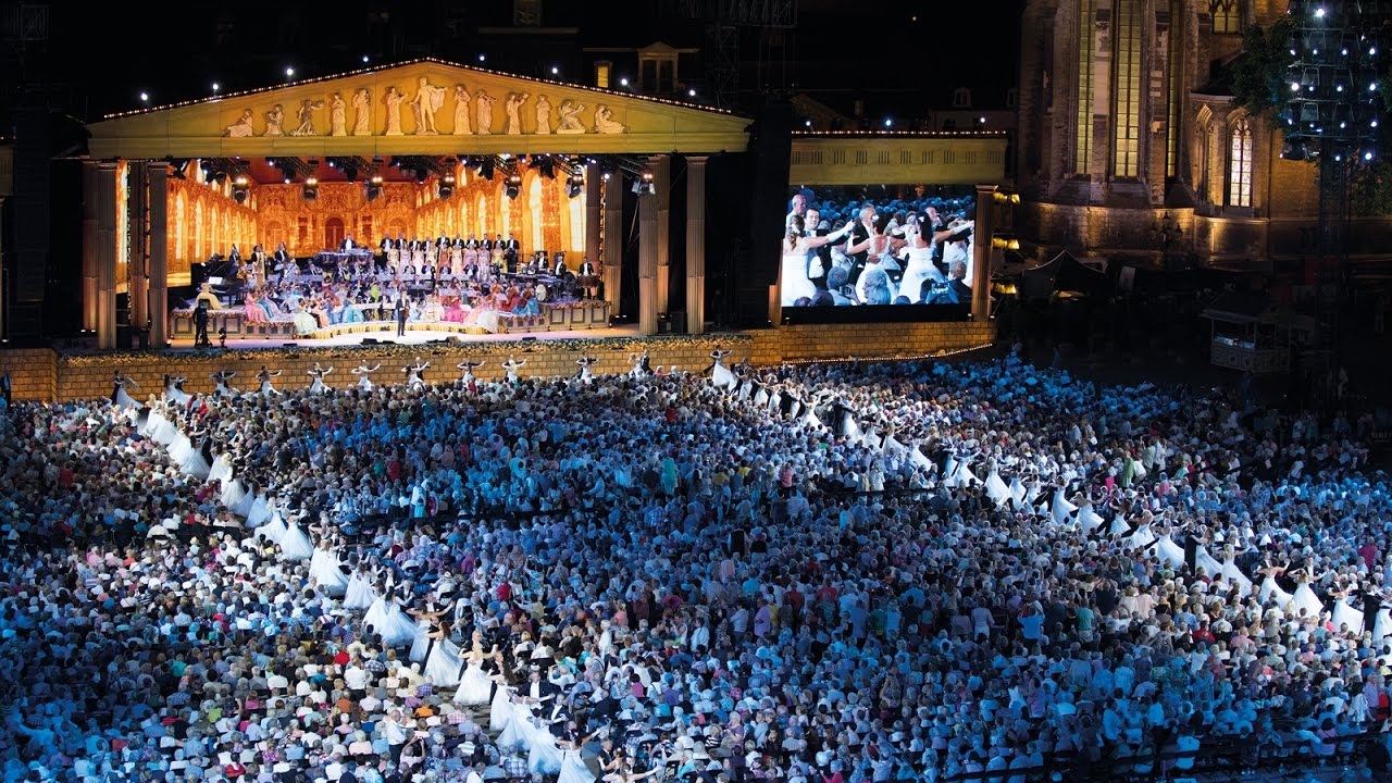 Christmas Concert In Vienna 2020 Andre Rieu Concerts 2020 André Rieu