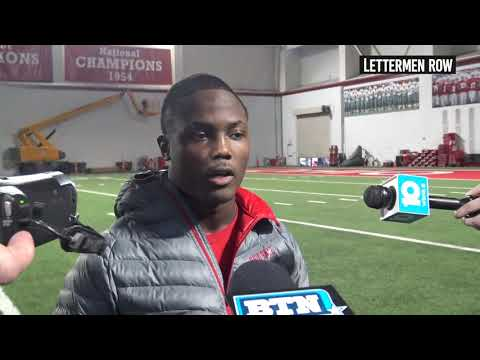 Terry McLaurin: Ohio State wide receiver discusses Urban Meyer retiring,