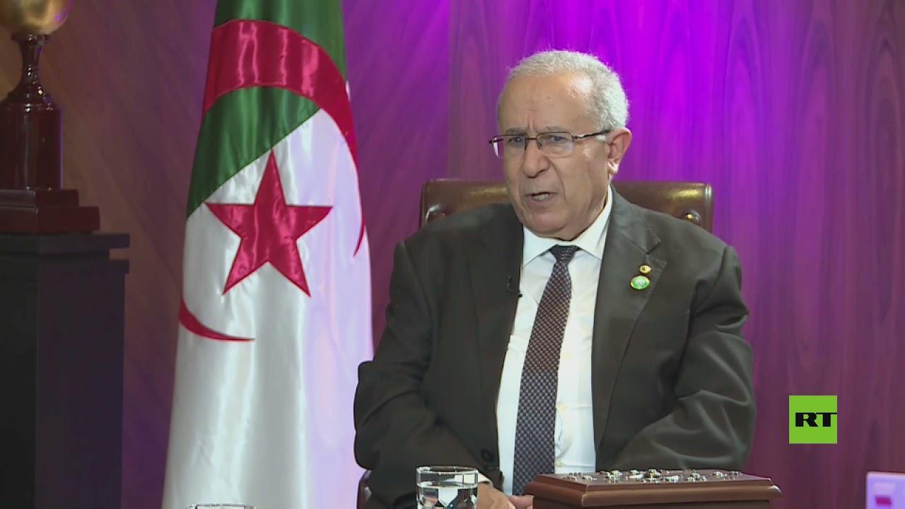 لعمامرة يتحدث لـ آرتي عن طبيعة علاقة الجزائر بكل من روسيا  - نشر قبل 42 دقيقة